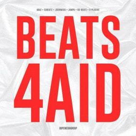 Beats 4 Aid Cover   recordJet Blog