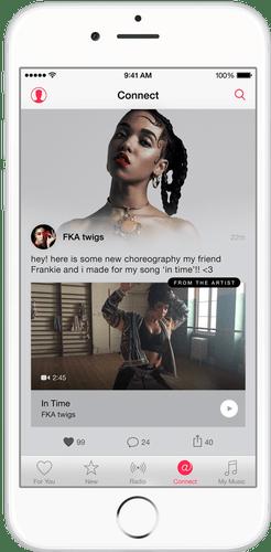 Apple Music Connect Zugang erstellen - so gehts!