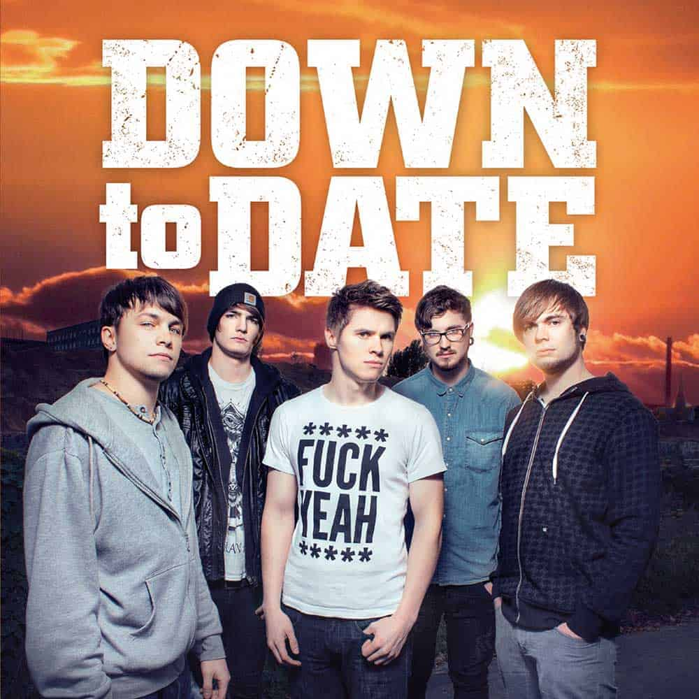 Down to Date | recordJet