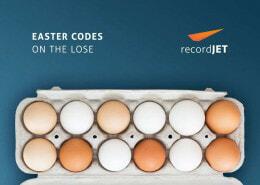 Eastercode | recordJet