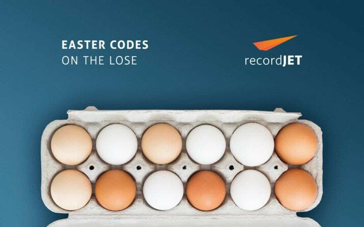 Eastercode   recordJet