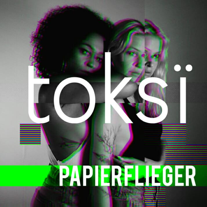 Toksï - Papierflieger | recordJet