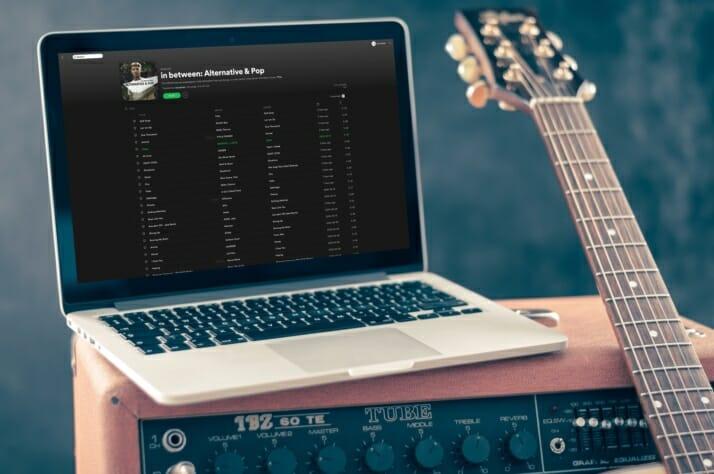 So kommt deine Musik in die Spotify Playlisten   recordJet